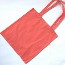 Bavlnená taška s dlhými ušami Ružová pastel