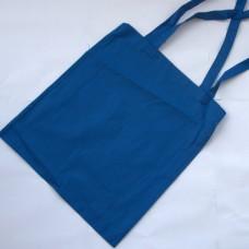 Bavlnená taška s dlhými ušami Modrá parížska