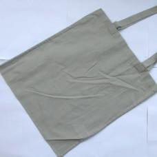 Bavlnená taška s dlhými ušami Sivá svetlá