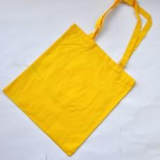 Bavlnená taška s dlhými ušami Žltá jasná