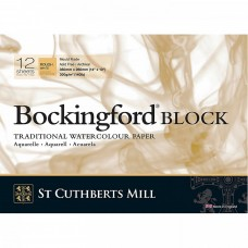 Bockingford blok, 300 g/m2, 36x26 cm
