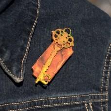Brošňa Kľúč