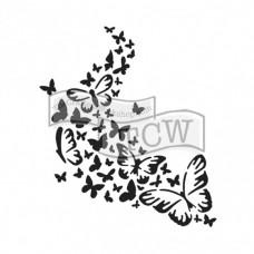 Šablóna TCW Butterfly trail