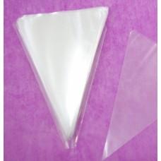 Celofánový sáčok Kornút 14x20 cm