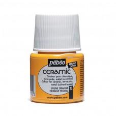 Farba na keramiku Orange yellow / Oranžovo - žltá
