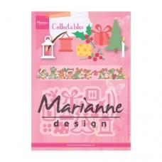 Marianne Design Vianočná dekorácia