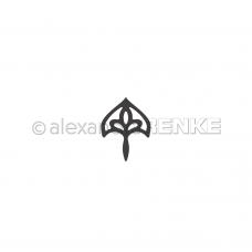 Rezacia šablóna A. Renke Ornament