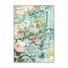 Ryžový papier A4 Bouquet - Kytica