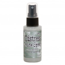 Ranger Distress Oxid Spray Iced spruce / Sivá