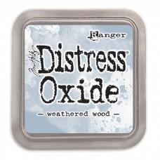 Atramentová poduška Distress oxide Weathered wood