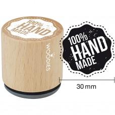 Drevená pečiatka 100% Hand made