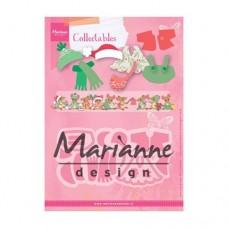 Marianne Design Oblečenie pre myšky