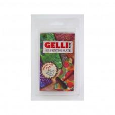 """Gel Printing Plate, Gélová podložka 3x5"""""""
