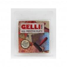 """Gel Printing Plate, Gélová podložka 6x6"""""""