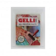 """Gel Printing Plate, Gélová podložka 8x10"""""""