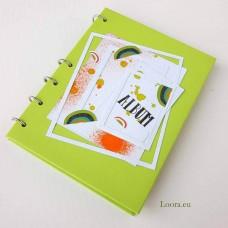 Zelený Album na fotky