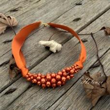 Náhrdelník Wild Orange