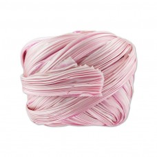 Hodvábna stuha Shibori Ružová pastel
