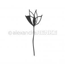 Rezacia šablóna A. Renke Kúzelný kvet 1