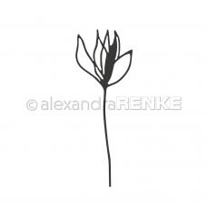 Rezacia šablóna A. Renke Kúzelný kvet 3