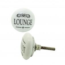 """Keramický úchyt na dvere """"Lounge"""""""