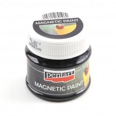 Magnetická farba Čierna 50 ml