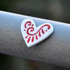 Magnetka Srdce ľudovô