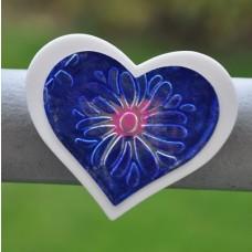 Magnetka Modravé srdce