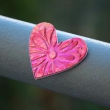 Magnetka Ružový kvietok