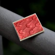 Magnetka Červené srdcia