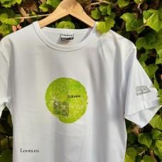 Ručne maľované pánske tričko Art