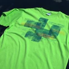 Ručne maľované pánske tričko