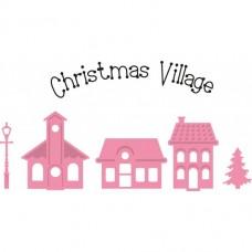 Marianne Design Vianočná dedinka