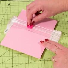 Mini orezávačka na papier