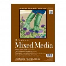Mixed Media blok, 300 g/m2, 22,9x30,5 cm