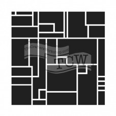 Šablóna TCW Mondrian-esque