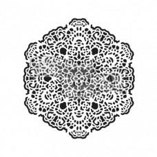 Šablóna TCW Octogonal lace
