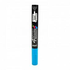 Olejová fixka Modrá svetlá 4 mm