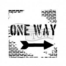 Šablóna TCW One way