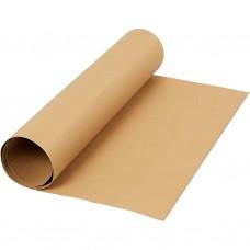 Papier z umelej kože Natur