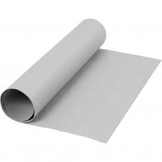 Papier z umelej kože Sivá