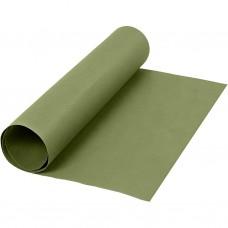 Papier z umelej kože Zelená