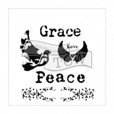 Šablóna TCW Peace doves