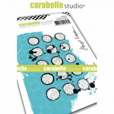 Pečiatka Carabelle Kruhy A7