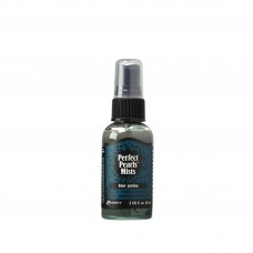Perfect pearl mists spray Modrá patina