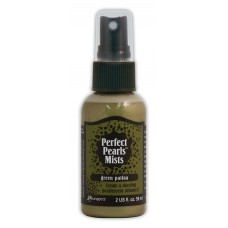 Perfect pearl mists spray Zelená patina