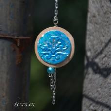 Náhrdelník Tyrkysový ornament