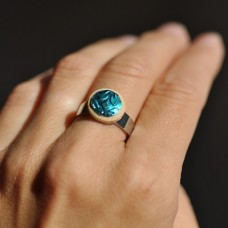 Prsteň Smaragd mini