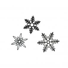 Rezacia šablóna A. Renke Snehové vločky