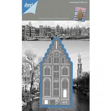 Joy!Crafts vyrezávacia šablóna Dom 2